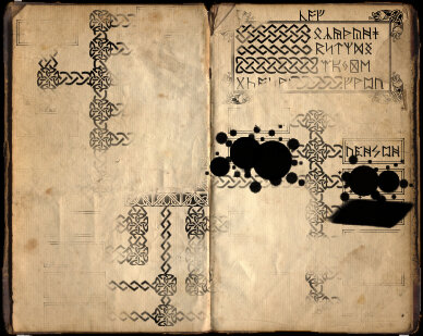 Can you solve the riddle of this old dwarven text?